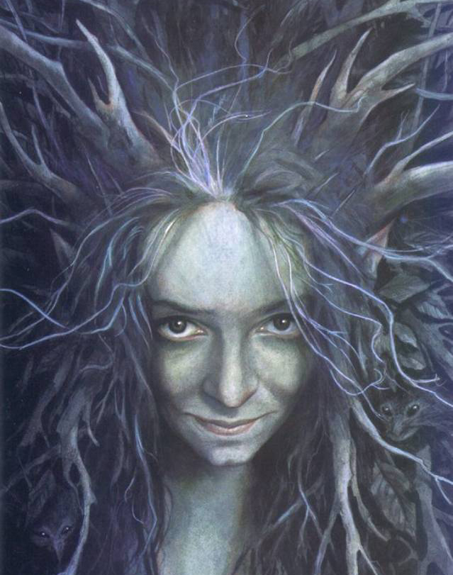 Wood Woman by Brian Froud