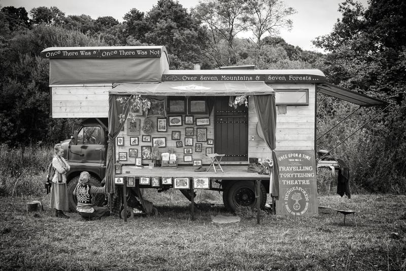 The Hedsgespoken Truck