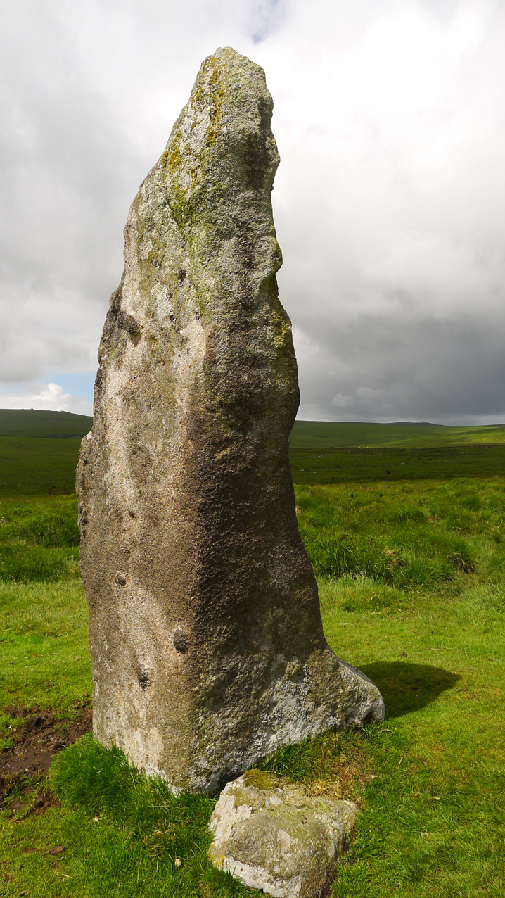 King stone at Scorhill