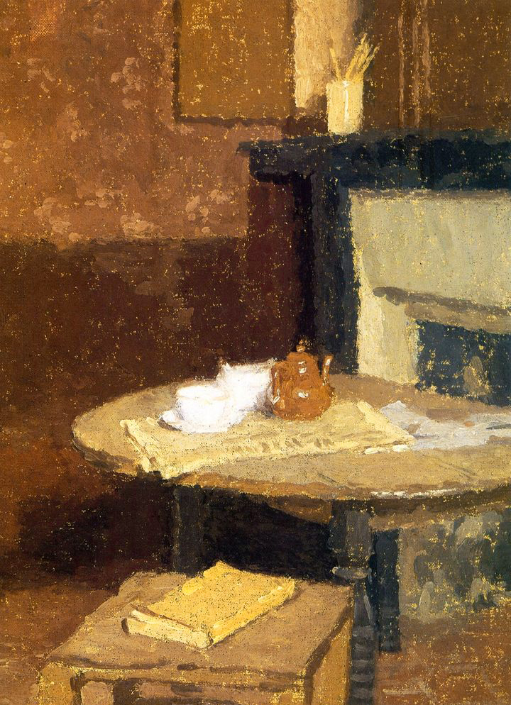 Interior of the Artist's Room by Gwen John