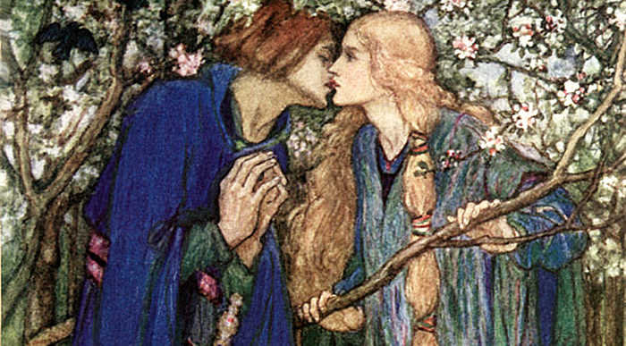 Illustration by Florence Susan Harrison