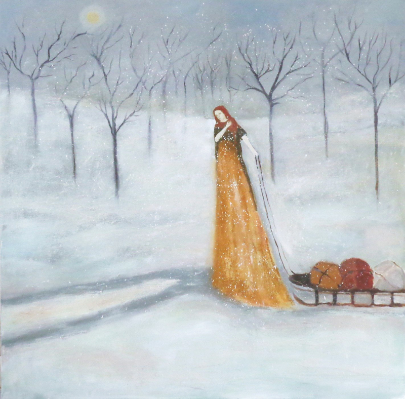 Path III by Jeanie Tomanek