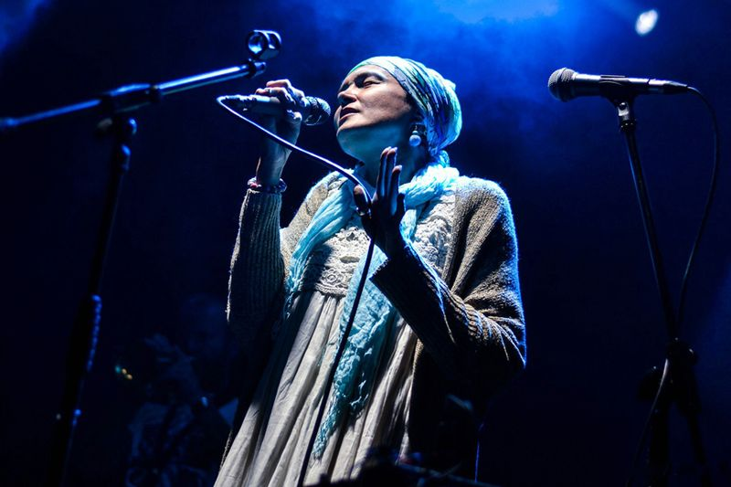 Inna Zhelannay (photographed by Ivan Balashov)