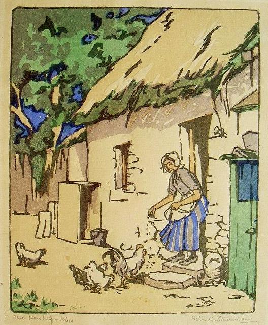 The Hen Wife by Helen G Stevenson