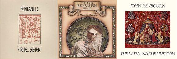 John Renbourn's music