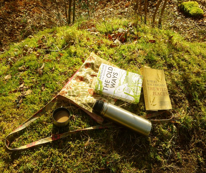 The Old Ways & The Wild Place by Robert Macfarlane