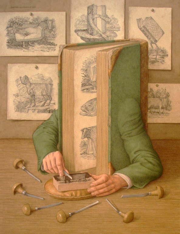 Bewicks Books by Jonathan Wolstenholme