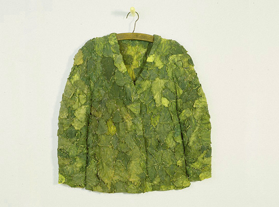 Nettle Coat by Alice Maher