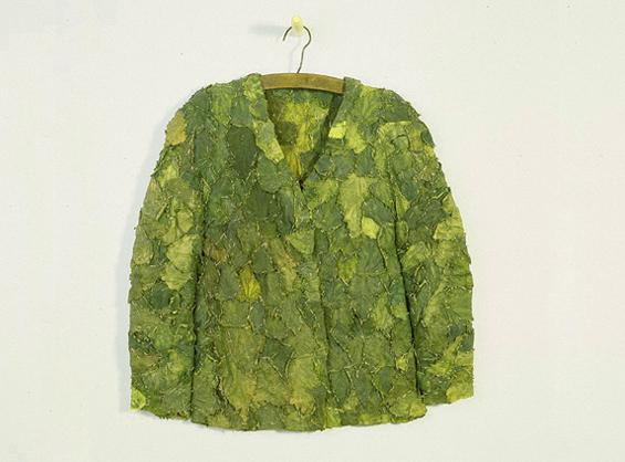 Nettle Coat by Alice Maher