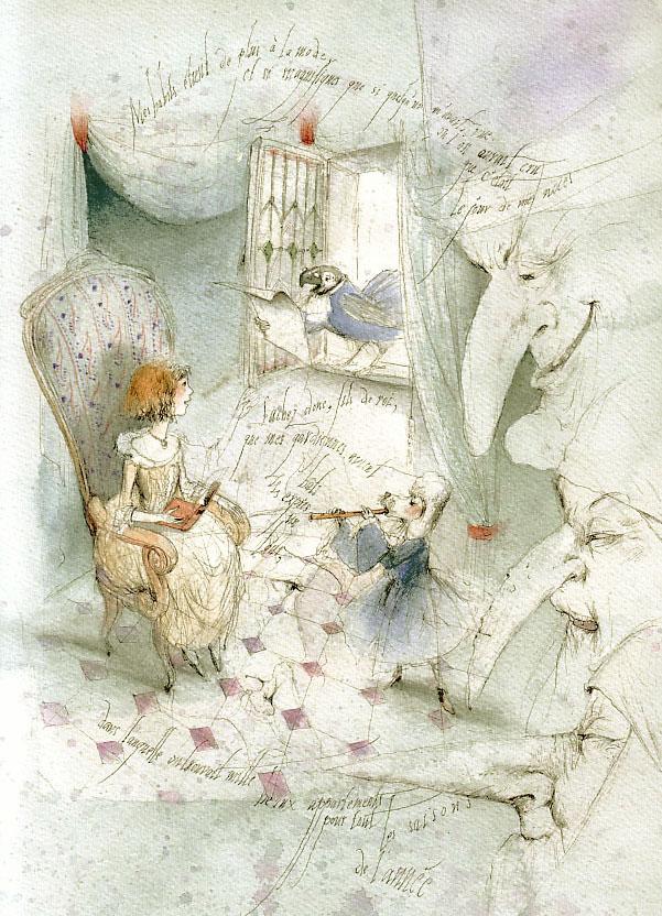 Illustration by Crista Unzner