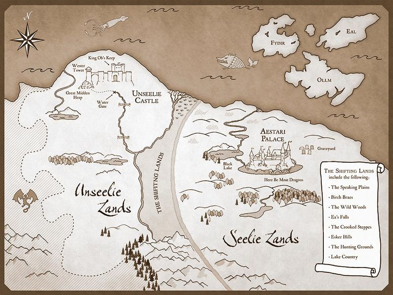 Jane Yolen & Adam Stemple's Shifting Lands
