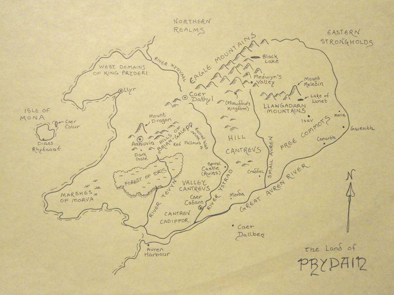 Pyrdain