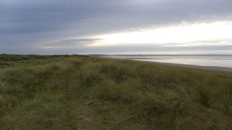 Dunes, north Devon