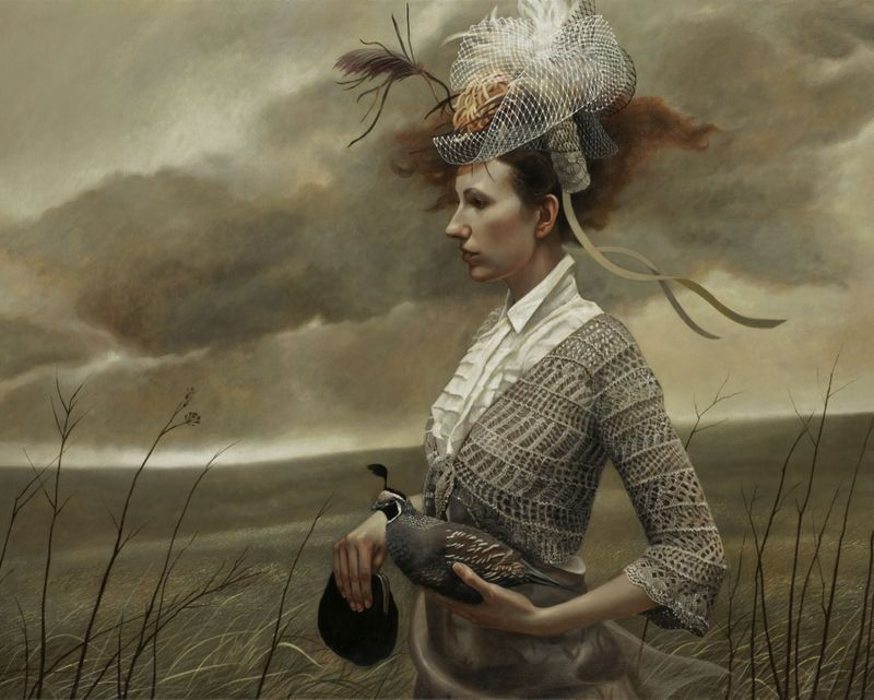 Dream Fields by Andrea Kowch