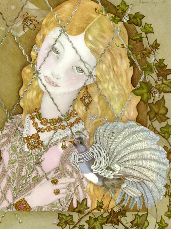 Bluecrest by Adrienne Segur