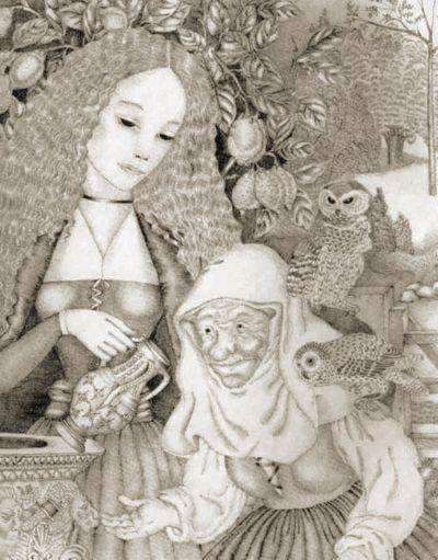 Sleeping Beauty by Adrienne Segur 2