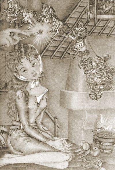 Cinderella by Adrienne Segur