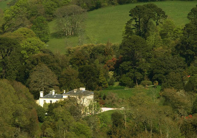 Greenway House (photograph by Derek Harper)