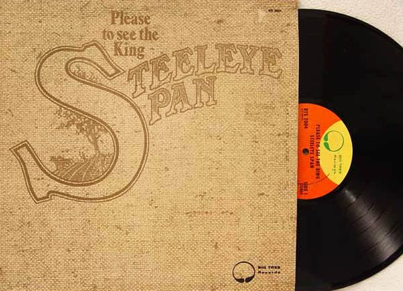 Please to Sing the King by Steeleye Span (1971)