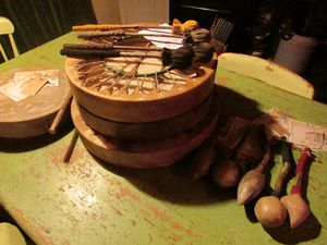 Drums, rattles, & Dartmoor shamanism