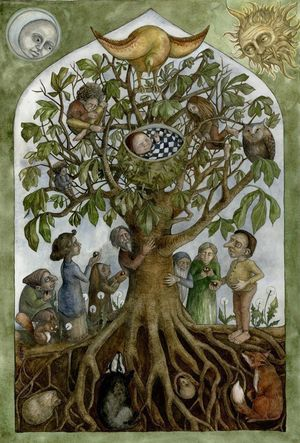 Tree of Life by Rima Staines