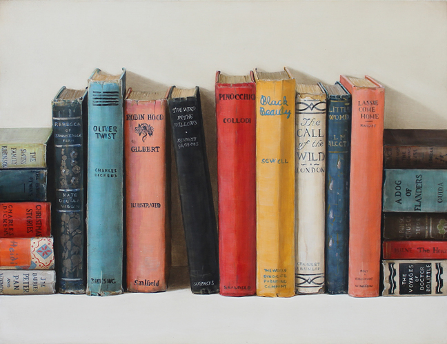 Children's Classics by Holly Farrell