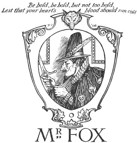 Mr. Fox by Herbert Cole