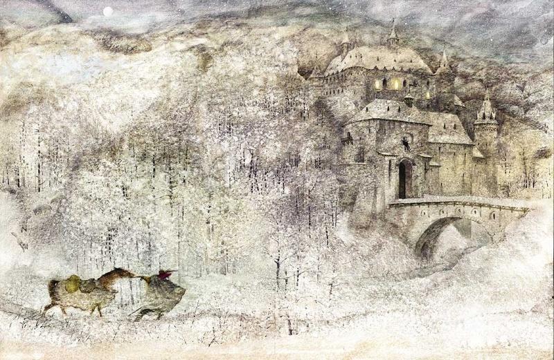 Beauty & the Beast by Pavel Tartarnikov