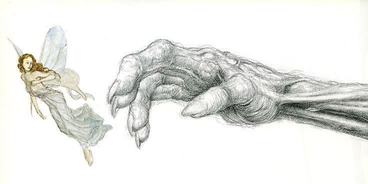 Faeries by Alan Lee