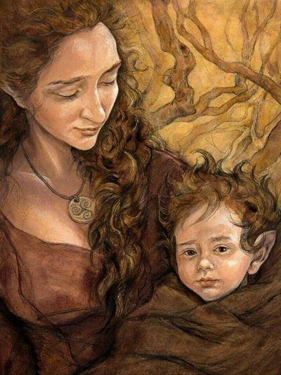 Faery Child by Julia Jeffries