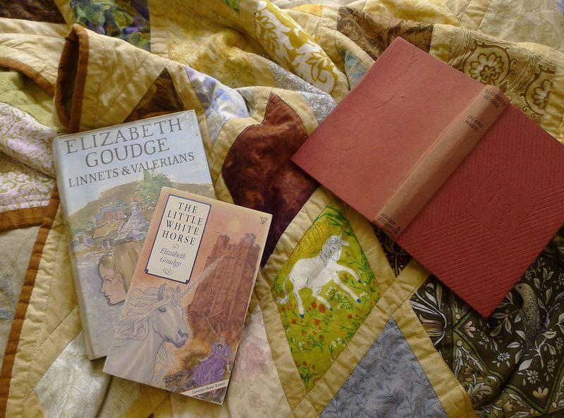 Three books by Elizabeth Goudge