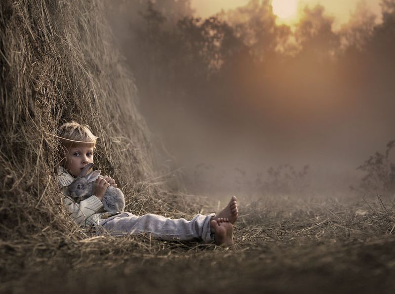 Photograph by Elena Shumilova