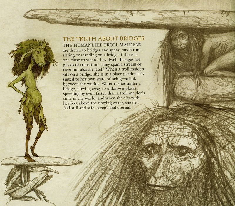 The Truth About Bridges by Brian & Wendy Froud
