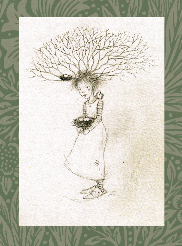 The Tree Child by Terri Windling