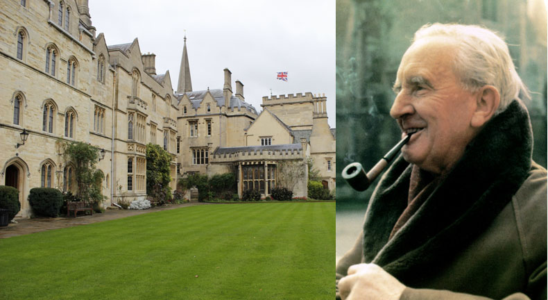 Tolkien at Oxford