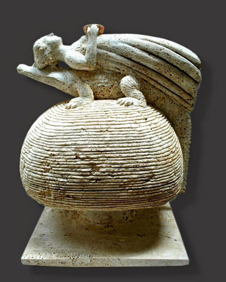Sculpture by Girolamo Ciulla
