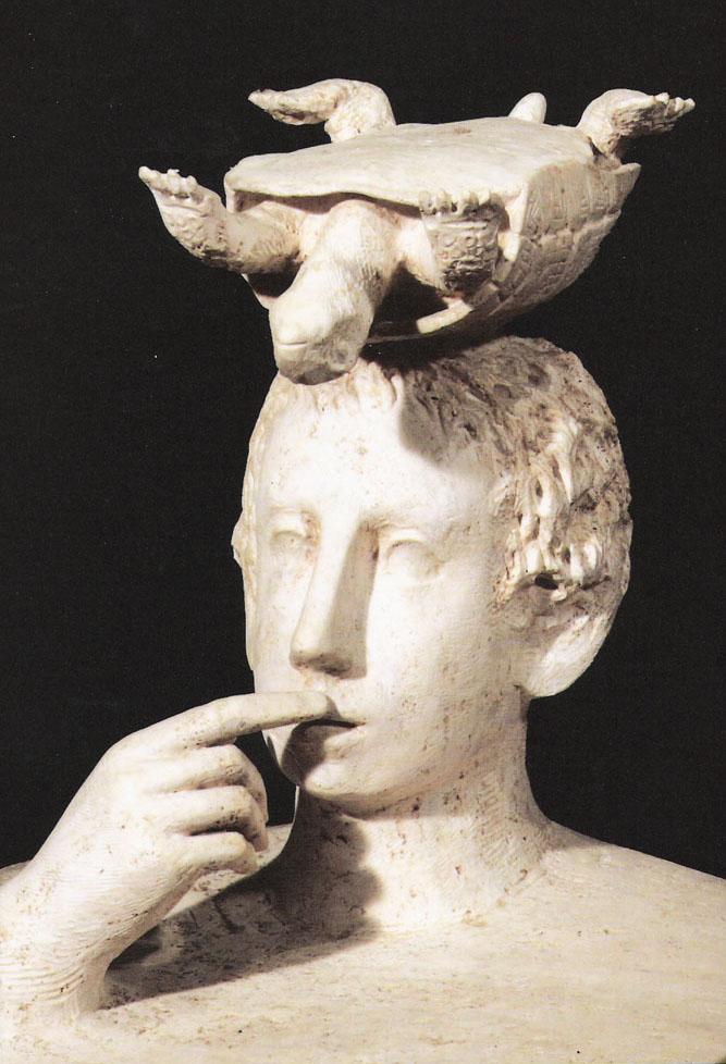 The Philosopher by Girolamo Ciulla