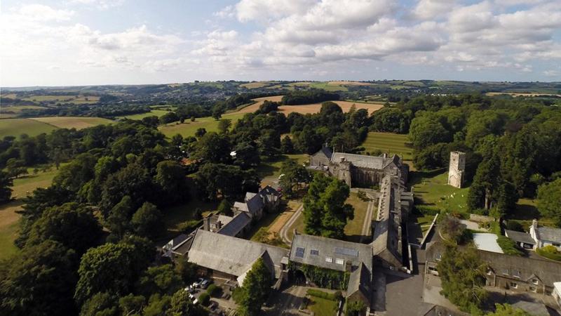 The Dartington estate, Devon