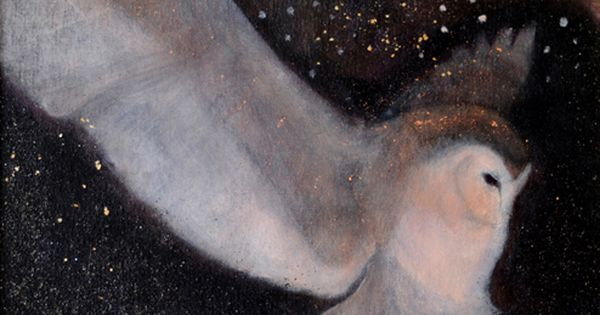 Detail from The Falling Star by Catherine Hyde