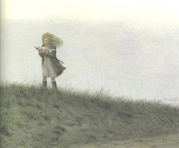 The Snow Goose by Angela Barrett