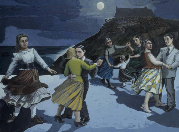 The Dance by Paula Rego