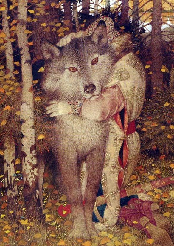 Tales of the Firebird by Gennady Spirin
