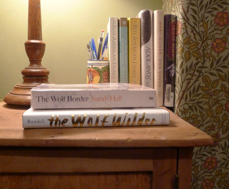The Wolf Border and The Wolf Wilder