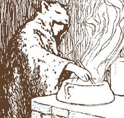 Bearskin by Otto Ubbelohde