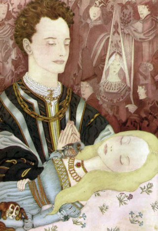 Sleeping Beauty by Adrienne Segur