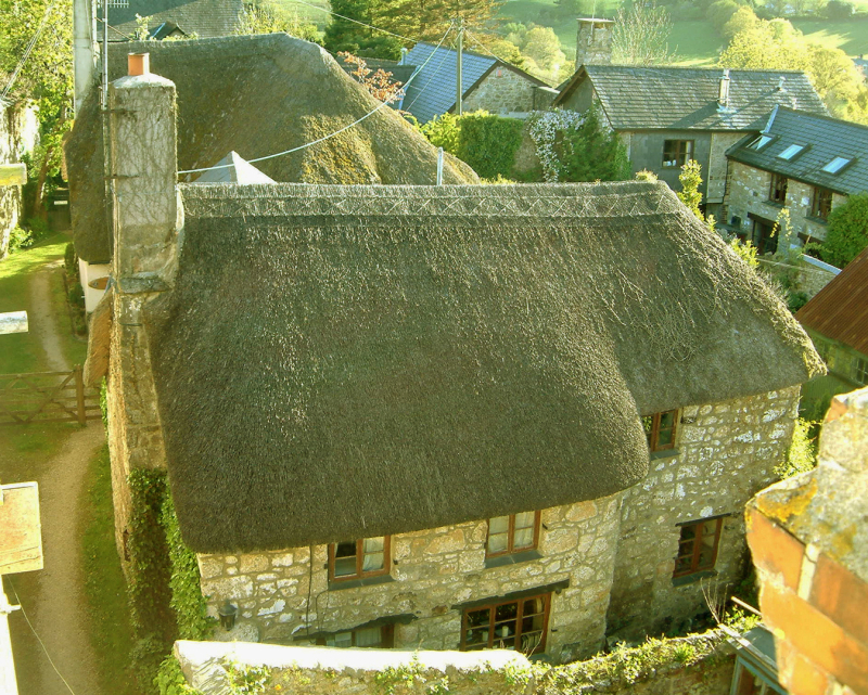 Weaver's Cottage, Chagford, Devon