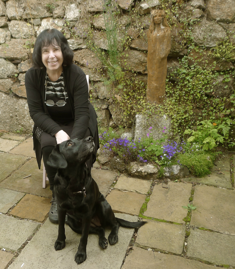 Tilly and Jane Yolen 2013