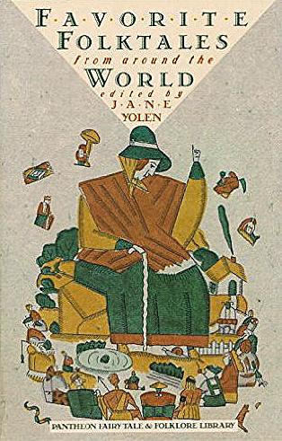 Favorite Folktales by Jane Yolen
