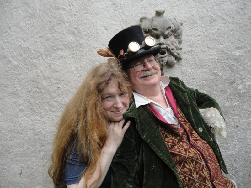 Wendy & Brian Froud