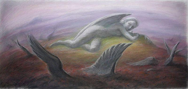 Angel by Virginia Lee